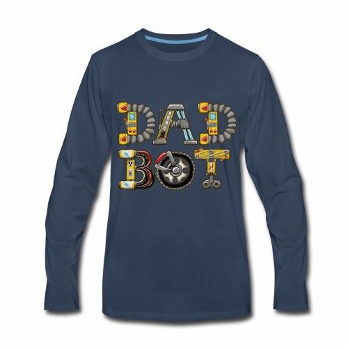Dad Bot - Men's Premium Long Sleeve T-Shirt