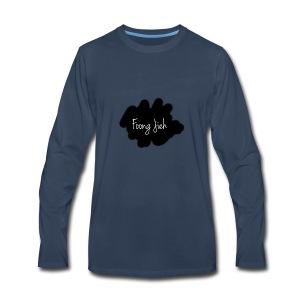 Foong Jieh Merch - Men's Premium Long Sleeve T-Shirt