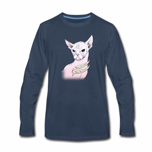 Born Different, Born Beautiful - Men's Premium Long Sleeve T-Shirt