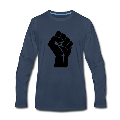 team riot logo - Men's Premium Long Sleeve T-Shirt