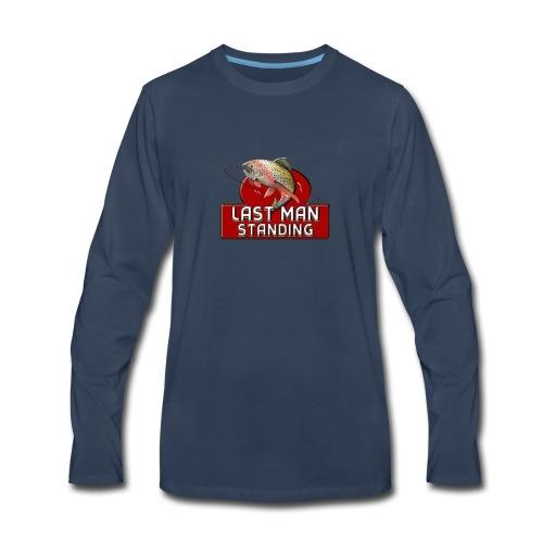 outdoor man merchandise - Men's Premium Long Sleeve T-Shirt