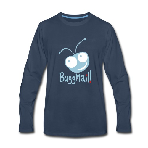 BuggMail! - Men's Premium Long Sleeve T-Shirt