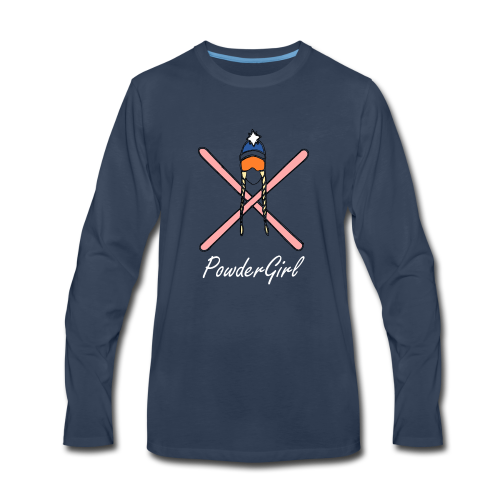 powdergirl121 - Men's Premium Long Sleeve T-Shirt