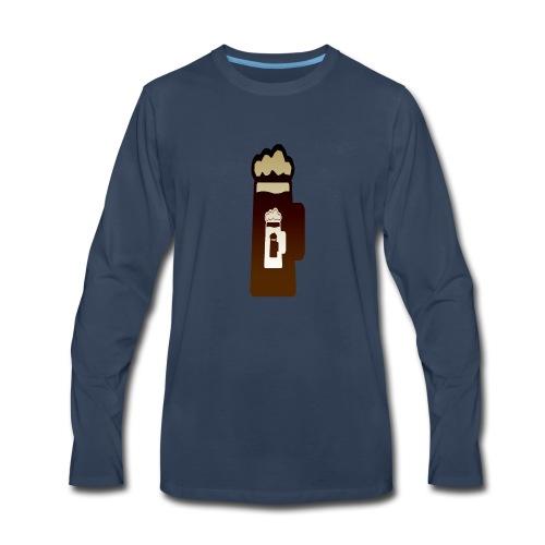 SHARE ME - Men's Premium Long Sleeve T-Shirt