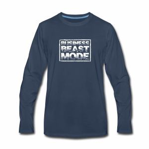 Business Beast - Men's Premium Long Sleeve T-Shirt