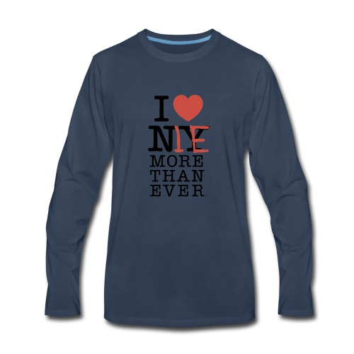 I love Me - Men's Premium Long Sleeve T-Shirt