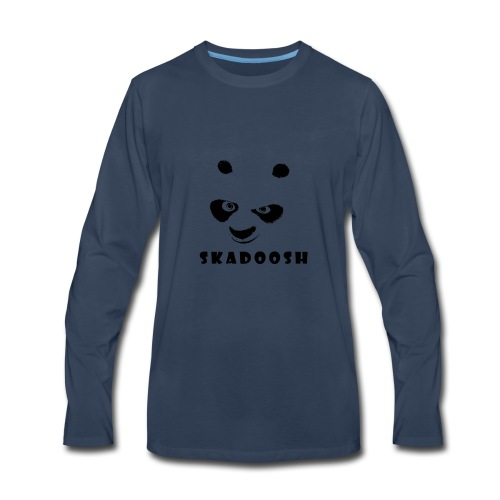 Kung Fu Panda - Men's Premium Long Sleeve T-Shirt