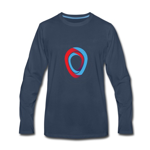 Communicate - Men's Premium Long Sleeve T-Shirt