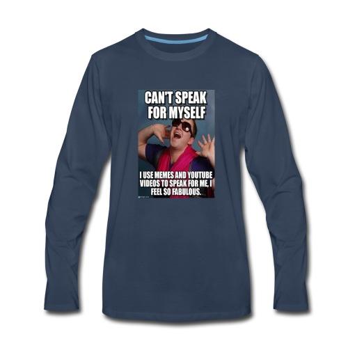 Ability self - Men's Premium Long Sleeve T-Shirt