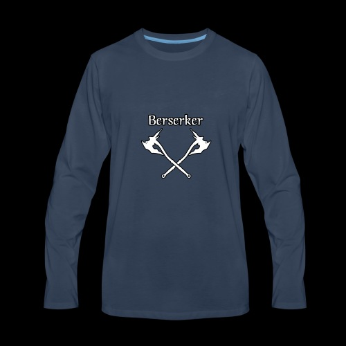 Berserker - Men's Premium Long Sleeve T-Shirt