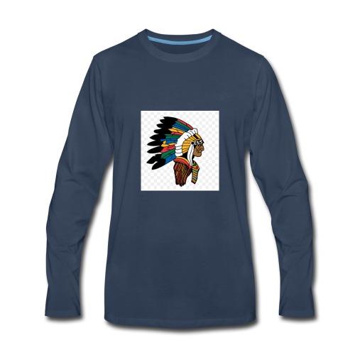 Chief Joseph - Men's Premium Long Sleeve T-Shirt