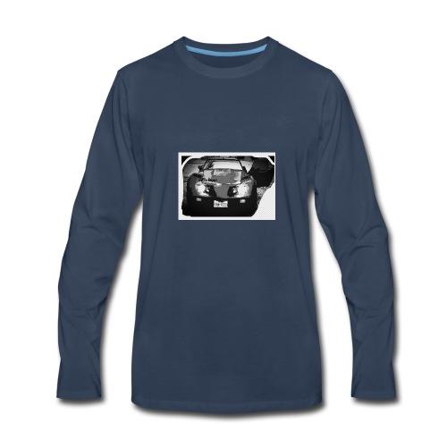 vette lover - Men's Premium Long Sleeve T-Shirt