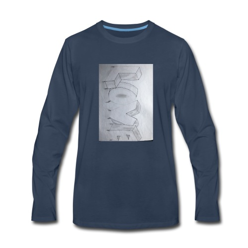 Ziyyon Love - Men's Premium Long Sleeve T-Shirt
