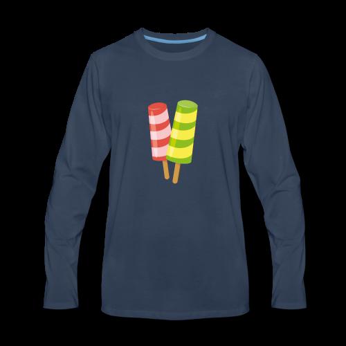 design-05 - Men's Premium Long Sleeve T-Shirt