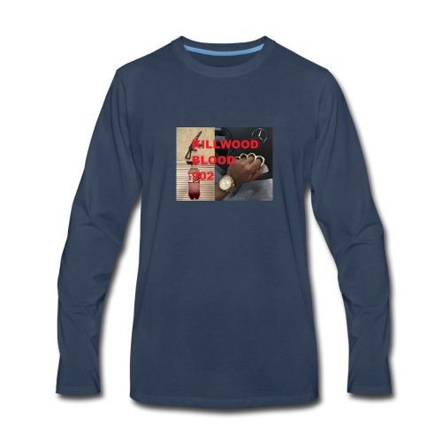 Killwood Blood 902 - Men's Premium Long Sleeve T-Shirt