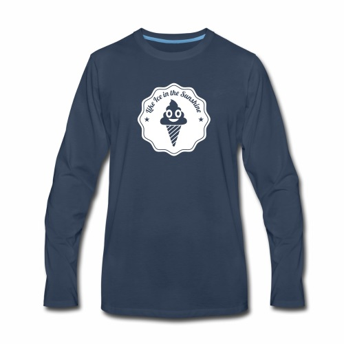 Like Ice in the Sunshine Batch - Men's Premium Long Sleeve T-Shirt