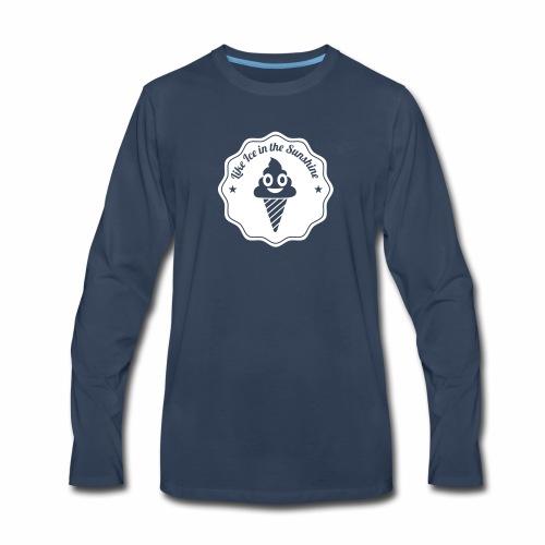 Like Ice in the Sunshine Batch - Men's Premium Long Sleeve T-Shirt