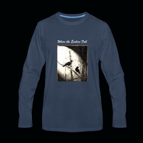 True Fate - Birds - Men's Premium Long Sleeve T-Shirt