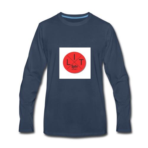 LIT LABS - Men's Premium Long Sleeve T-Shirt