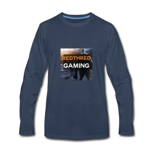 The Logo Collection - Men's Premium Long Sleeve T-Shirt