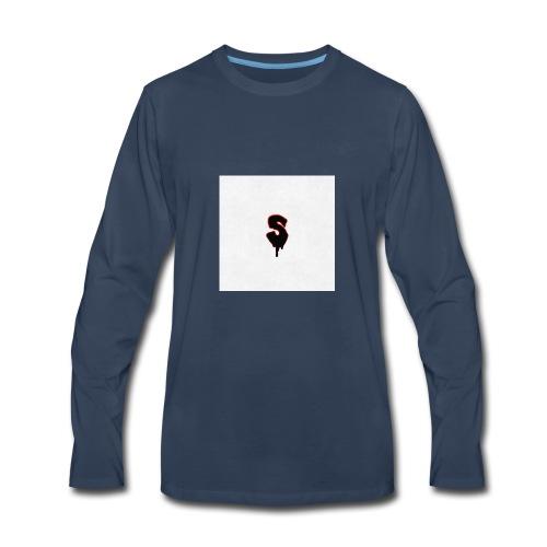 Snow - Men's Premium Long Sleeve T-Shirt