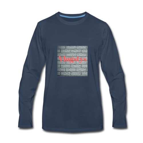 Volgstys - Men's Premium Long Sleeve T-Shirt
