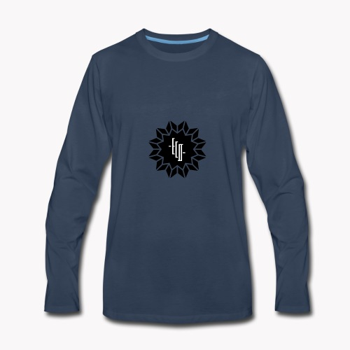 Eco Star Frag - Men's Premium Long Sleeve T-Shirt