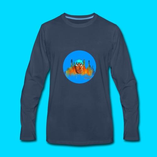 TDJ Character - Men's Premium Long Sleeve T-Shirt