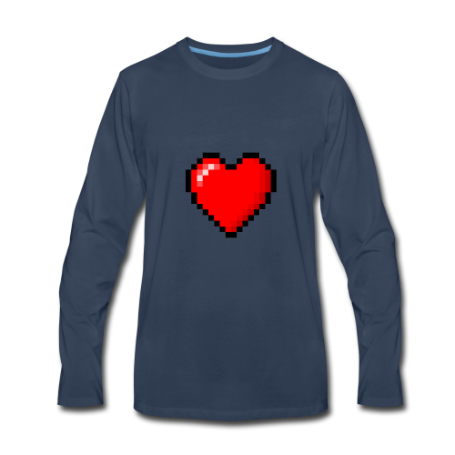 togheart - Men's Premium Long Sleeve T-Shirt