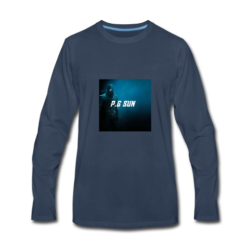 P.G Sun - Men's Premium Long Sleeve T-Shirt
