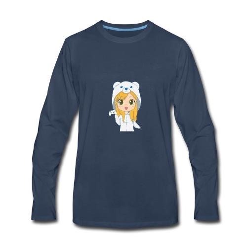 PowluhrBear - Men's Premium Long Sleeve T-Shirt
