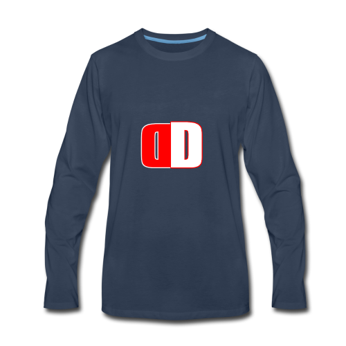 donjuan doner - Men's Premium Long Sleeve T-Shirt