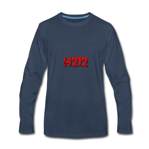 H212 - Men's Premium Long Sleeve T-Shirt