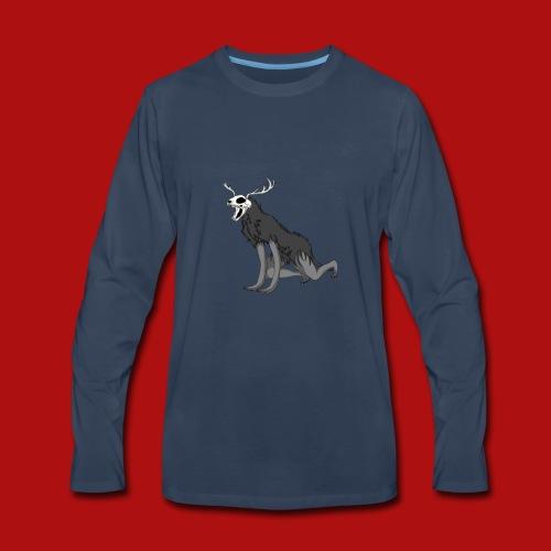 The SinWalker - Men's Premium Long Sleeve T-Shirt