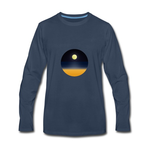 Beach Party - Men's Premium Long Sleeve T-Shirt