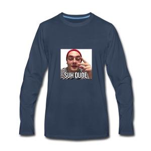 suh dood - Men's Premium Long Sleeve T-Shirt