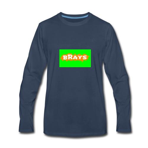 hk21 - Men's Premium Long Sleeve T-Shirt