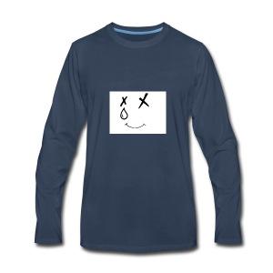 Youtube LOGO - Men's Premium Long Sleeve T-Shirt