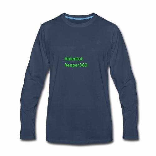 abientot - Men's Premium Long Sleeve T-Shirt