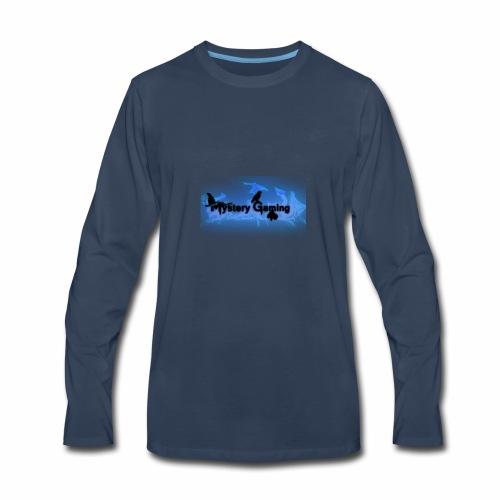 MysteryGamingLogo2 - Men's Premium Long Sleeve T-Shirt