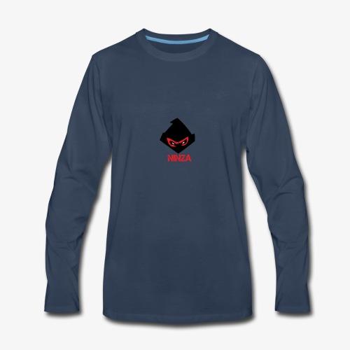 NinZa Pack 1 - Men's Premium Long Sleeve T-Shirt