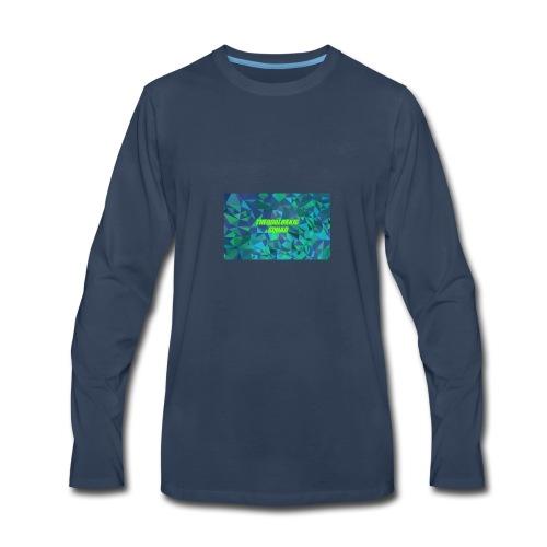 Squad - Men's Premium Long Sleeve T-Shirt