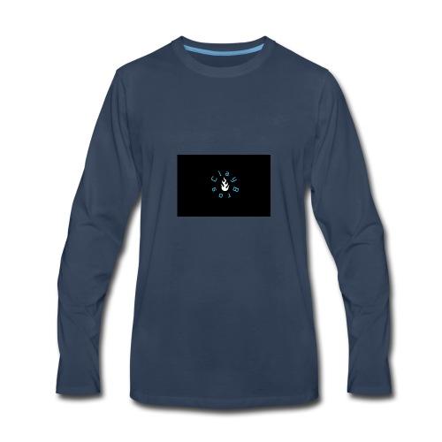 PicMonkey Sample - Men's Premium Long Sleeve T-Shirt