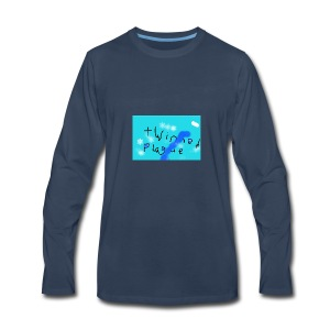 The official twinned army merch - Men's Premium Long Sleeve T-Shirt