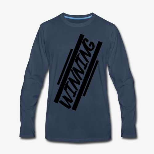 WINNING - Men's Premium Long Sleeve T-Shirt