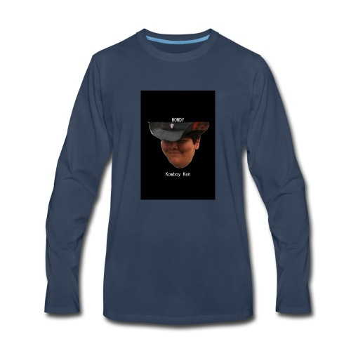 Howdy - Men's Premium Long Sleeve T-Shirt