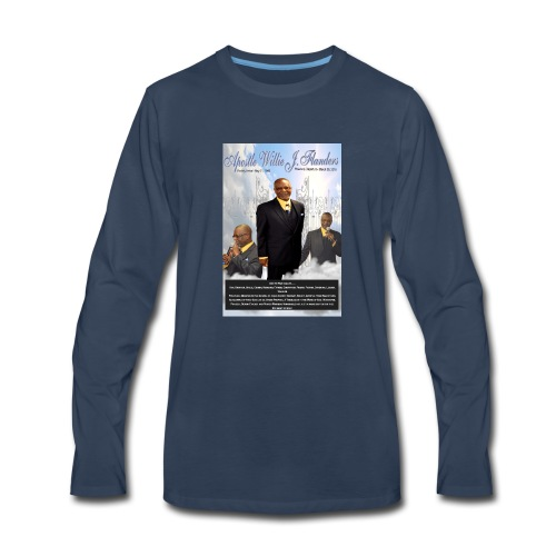 Apostle Flanders Designs - Men's Premium Long Sleeve T-Shirt