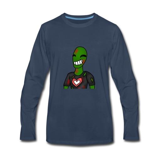 Nomdic Void Zombie - Men's Premium Long Sleeve T-Shirt