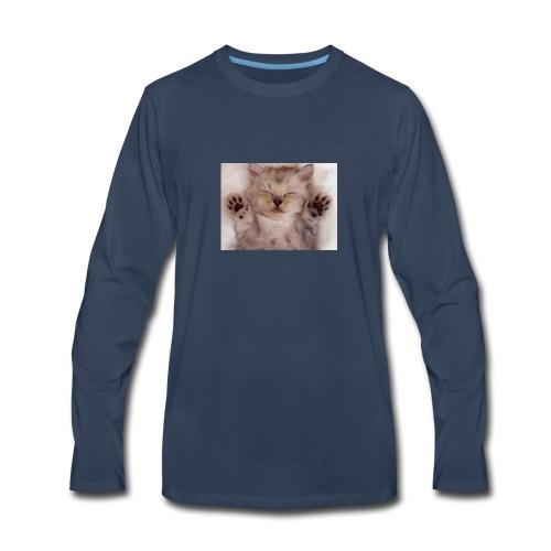 Cute Kitten kittens 12928538 800 600 - Men's Premium Long Sleeve T-Shirt