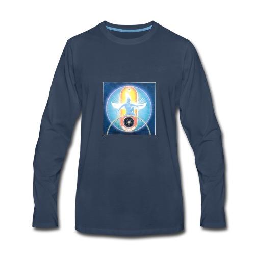Aura angel - Men's Premium Long Sleeve T-Shirt